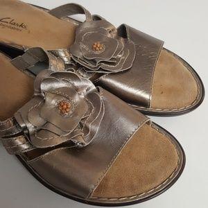 10881817f39 Women s Clarks Dress Sandals on Poshmark